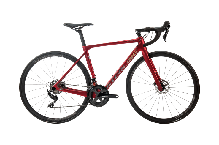 STERLING R1 DISC :: Red