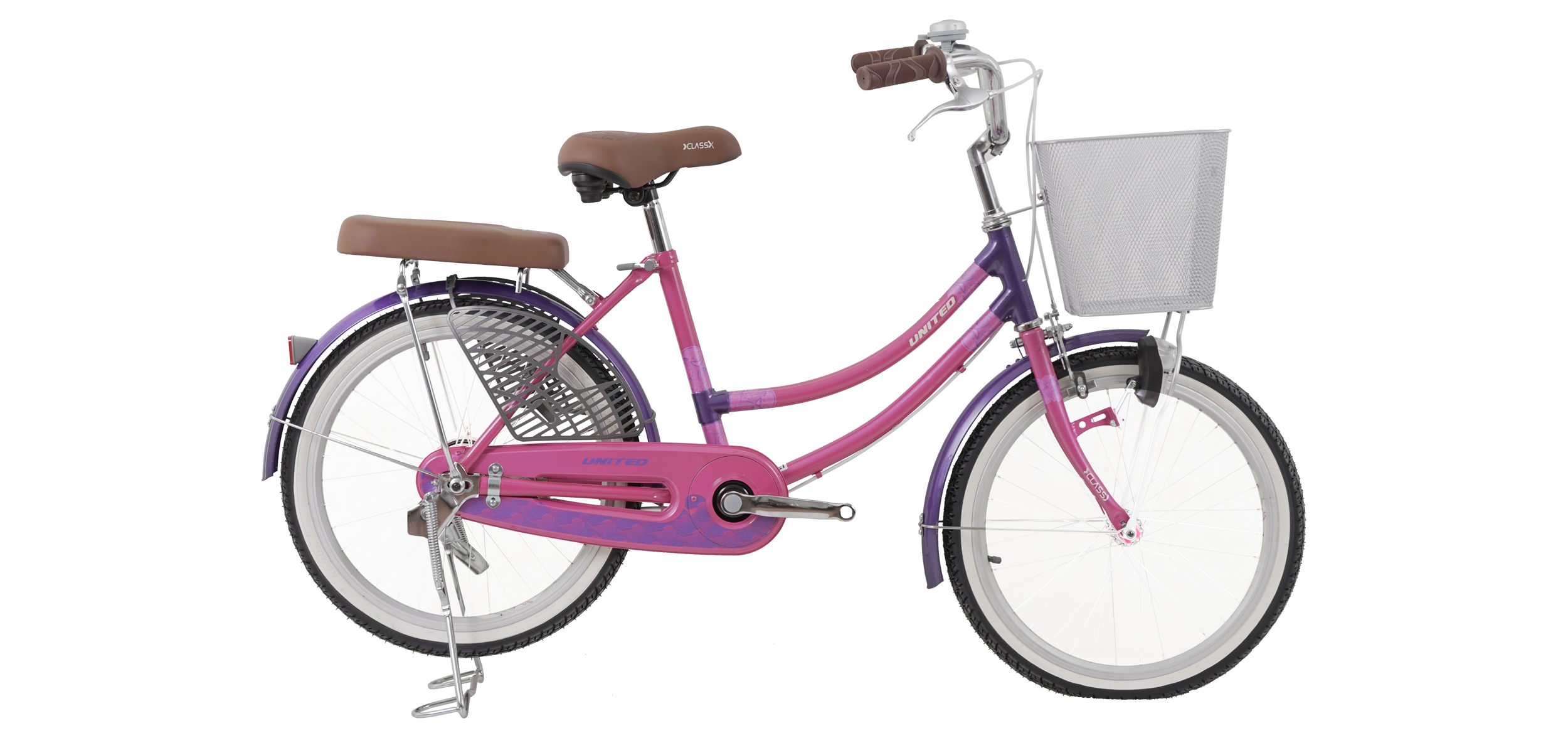 CLASS X 20 :: Pink-Violet