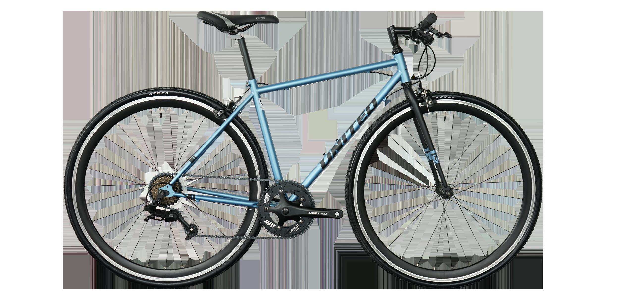 SLICK 700C :: Blue