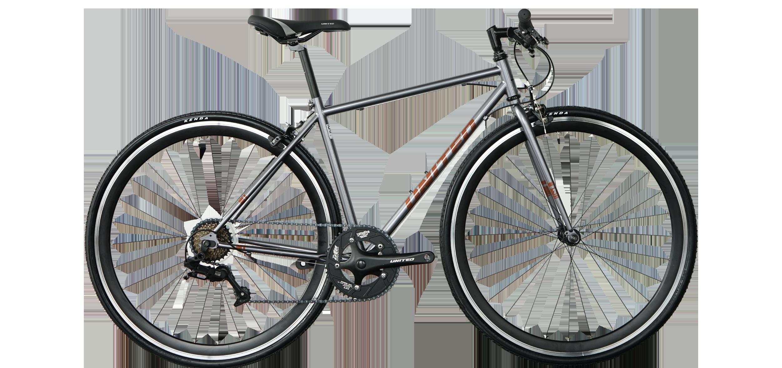 SLICK 700C :: Grey